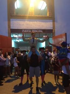 PUERTA GRANDE EN EL ALAMO