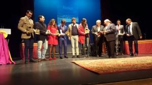 entrega de premios Valverde