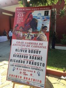 CORRIDA 3 ENERO