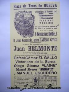 Huelva, 5-12-1943