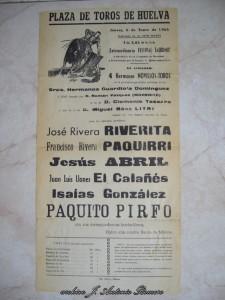 Huelva, 6-1-1966 1 bis