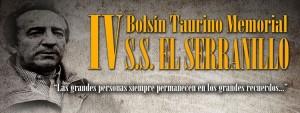 IV BOLSIN EL SERRANILLO LOGO