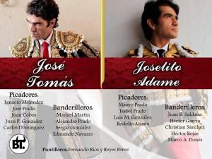 SUBALTERNOS DE TOMAS Y ADAME