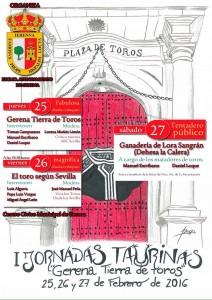 JORNADAS TAURINAS GERENA